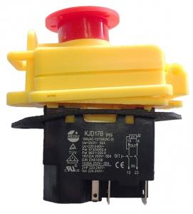 SWITCH: KJD17B  18AMP 230V/50HZ ELECTROMAGNETIC