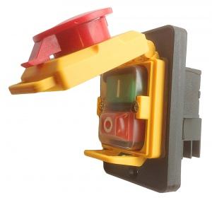 SWITCH: KJD22-10A 250VAC ELECTROMAGNETIC