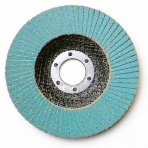 FLAP DISC: 100 X 16.0MM (4