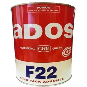 ADOS: F22 ADHESIVE 4 LITRE 8030