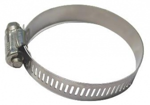 HOSE CLAMP: S/S 118-140MM