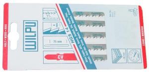 JIGSAW BLADE: WILPU HC12  5PC