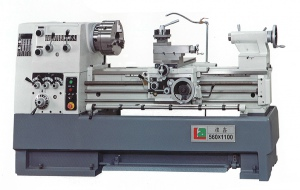 LATHE: LA-460 460 X 1100 X 80MM BORE (TAIWAN)