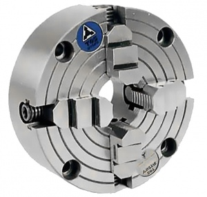 LATHE CHUCK: TOS 4 JAW 85MM INDEPENDENT