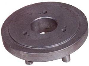 CAMLOCK B/PLATE: 250MM D1-4