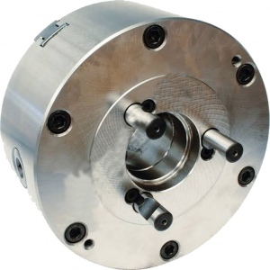 LATHE CHUCK: 3 JAW 160MM D1-4 DIRECT MOUNT