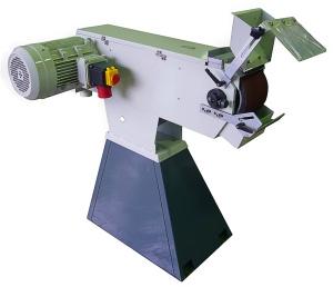 LINISHER: WBG 75B x 2000 3HP 1 PHASE
