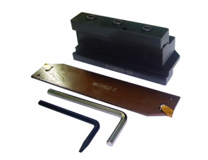PARTING TOOL KIT: 20.0MM + BLADE NCIH26-2 2.0MM