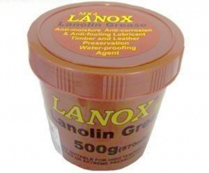 INOX: MX-G4-500 500G LANOLIN GREASE