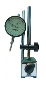 MEASURING TOOL SET: INSIZE 2PC MAG STAND & D/GAUGE
