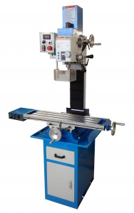 MILL DRILL: WMD-30LV 1.1KW WITH POWERFEED