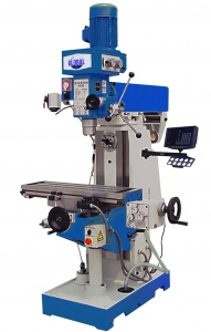 MILLING MACHINE: HVM50 1 PHASE