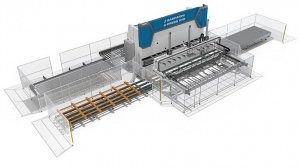 PRESS BRAKE: GASPARINI AUTOMATED BENDING LINES