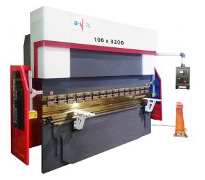 PRESS BRAKE: 2 AXIS: PBNC-160T X 3000MM CNC