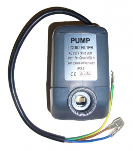 PUMP: PARTS WASHER ELECTRIC