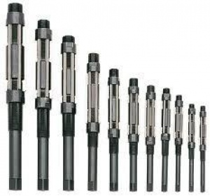 ADJUSTABLE REAMERS: H4-H15 / 10PC SET