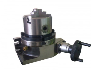 ROTARY TABLE: HV-3 W/CHUCK 3