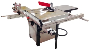 SAW: MJ10-1800 SLIDING TABLE 3HP 1PH