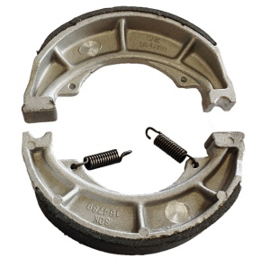 JESSEY MAJOR MJ-20/22: #23 A-9801 BRAKE SHOE ASSY