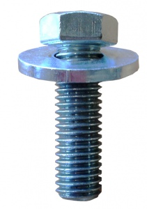 HB-600A: SCREW & WASHER #100 & #101