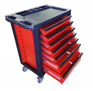 ROLLER TOOL CHEST: 7 DRAWS  B/BEARING SLIDES