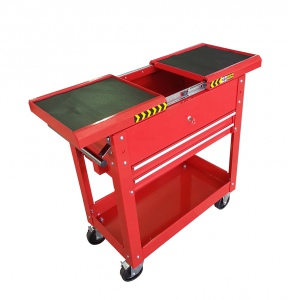 MECHANICS SERVICE CART: 2 DRAW
