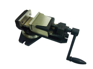 MILLING VICE: WPV-100 SWIVEL BASE