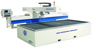 WATERJET CUTTER DWJ2040-FB
