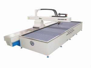 WATERJET CUTTER DWJ2060