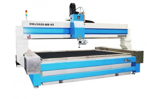 WATERJET CUTTER DWJ3020