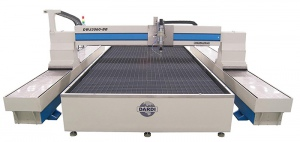 WATERJET CUTTER DWJ1525-FB2
